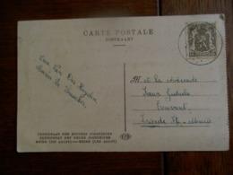 Oude Postkaart  Pensionaat Der Zusters Jozefienen MEIRE ( Bij AALST ) - Aalst