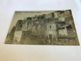 Italy Italia Italie Orvieto Umbria Le Rupi Ed I Bastioni A Ponente Castle RPPC 11143 Post Card Postkarte POSTCARD - Italy