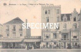La Digue - L'Hôtel Et La Pâtisserie Van Looy - Wenduine - Wenduine