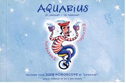 Collection 12 Carnets Signes Du Zodiaque / Horoscope 2008 ** - Booklets