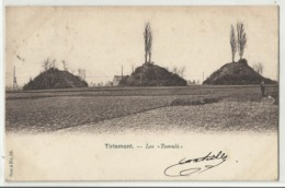 "Tirlemont - Tienen - Les ""Tumuli"" 1904 - Tienen"