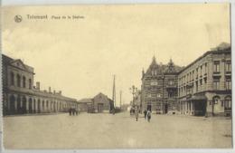 Tirlemont - Tienen - Place De La Station - Tienen