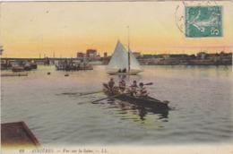 ASNIERES Vue Sur La Seine ( Aviron ) - Asnieres Sur Seine