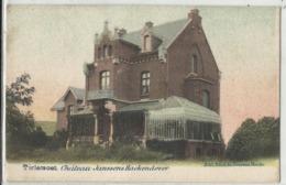 Tirlemont - Tienen - Château Janssens Hackendover 1910 - Tienen