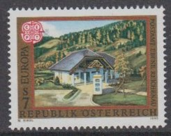 Europa Cept 1990 Austria 1v  ** Mnh (44688) - 1990