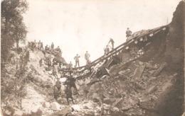 189a) SINT-TRUIDEN - 9 Augustus 1914 - Vernielde Brug - Laatste Kaart !! - Sint-Truiden