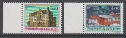 Europa Cept 1990 Norway 2v ** Mnh (44688A) - 1990
