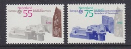 Europa Cept 1990 Netherlands 2v  ** Mnh (44688C) - 1990