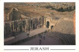 Jordanie - Jordan - Jerash - Moderne Grand Format - état - Jordan