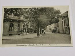 Grevenmacher S/Moselle, Triererstrasse - Cartes Postales