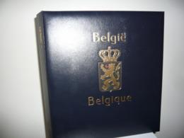 ALBUM DAVO  + FEUILLES DAVO LUXE BELGIQUE 1998/2004 (vol. V) - Albums & Reliures