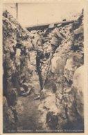 In Den Hochvogesen - Beobachtungsstelle Im Schützengraben - Weltkrieg 1914-18