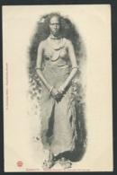 Djibouti - Femme Somalis En Costume De Brousse -  Obe3427 - Djibouti