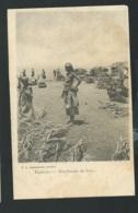 Djibouti -  Marchande De Bois  -  Obe3428 - Djibouti