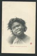 Djibouti -    Fille Dankali En Tenue De Fête  -  Obe3429 - Djibouti