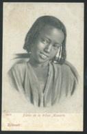 Djibouti -    Fillette De La Tribue Assaorta  -  Obe3430 - Djibouti
