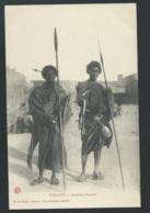 Djibouti -    Guerriers Somalis   -  Obe3433 - Djibouti