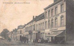 Het Hotel De Wideman - Wijnegem - Wijnegem