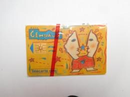 Télécarte Privée , 5U , Gemeaux  , Gn54 , Cote : 30 Euros , Sous Blister - Frankreich