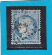 N° 60 A    GC 588  BOUXIERES-AUX-CHENES (52)  MEURTHE  - REF 1295 - INDICE 9  Cote 55€ - 1871-1875 Ceres