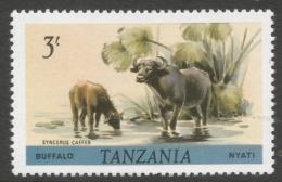 Tanzania. 1980 Wildlife. 3/- MNH. SG 316 - Tanzania (1964-...)