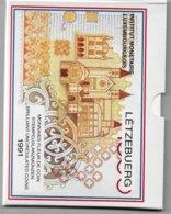 Monnaies Fleurs De Coin Brilliant Uncirculated Coins 1991 - Luxembourg