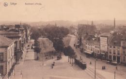 Liege Tram Boulevard D Avroy - Tranvía