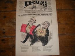 - JOURNAL, LA CHARGE Du 10 Novembre1889, 2 Pages, TBE - Periódicos