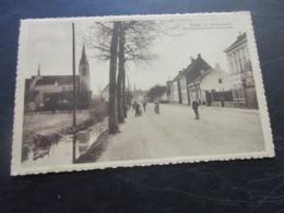 Eke, Eecke, Bij Audenaarde, De Audenaardsche Steenweg - Nazareth