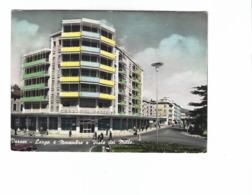 813 - VARESE LARGO 4 NOVEMBRE E VIALE DEI MILLE 1960 - Varese