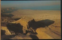 °°° 14209 - ISRAEL - MASADA , BIRD'S EYE VIEW °°° - Israele