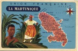 LION NOIR -  LA MARTINIQUE - - Publicidad