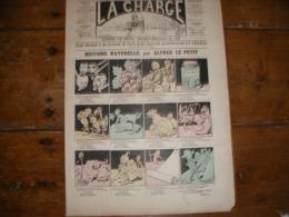 - JOURNAL, LA CHARGE Du 15 Décembre 1889, 2 Pages, BE - Periódicos