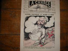 - JOURNAL, LA CHARGE Du 24 Novembre 1889, 2 Pages, BE - Periódicos