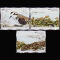 PORTUGAL-MADEIRA 2004 - Scott# 230-2 Wildlife Set Of 3 MNH - Madeira