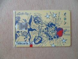 TELECARTE  NEUVE SOUS BLISTER   GOTLIB 01/97  5000 EX - France