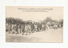 Cp, Les Tirailleurs MALGACHES à La TREMBLADE En 1917 , Charente Inférieure , Vierge , N° 3580 - Personnages