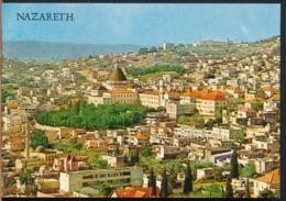 °°° 14218 - ISRAEL - NAZARETH - VIEW °°° - Israel