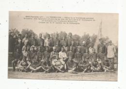 Cp, Les Tirailleurs MALGACHES à La TREMBLADE En 1917 , Charente Inférieure , Vierge , N° 3582 - Personnages