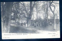Cpa Du 35 Redon Pensionnat De La Retraite Sous Bois   LZ63 - Redon
