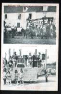 77, Moret Sur Loing,  Cavalcade Historique Du 30 Avril 1905, Char De La Vendange, Char Fantastique De La Science - Moret Sur Loing