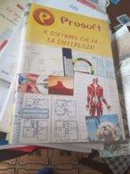 PRO SOFT CATALOGO - Libri, Riviste, Fumetti