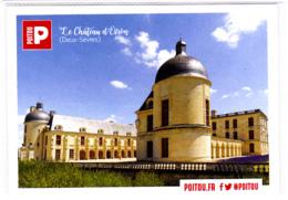 CP 79  Oiron, Le Château - France
