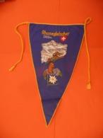 FANION De VILLE Rhonegletscher ( Suisse - Oggetti 'Ricordo Di'