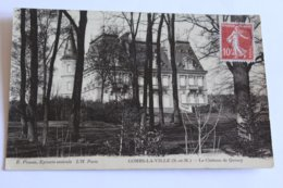 Combs La Ville - Le Chateau De Quincey - 1915 - Combs La Ville