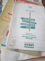 LINEAR CONDIZIONI POLIZZA 2008 - Libri, Riviste, Fumetti