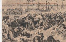 Yser , 1914 - Echec D`une Attaque Allemande Par Les Carabiniers - 1914-18