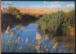 °°° 14222 - ISRAEL - THE RIVER JORDAN °°° - Israele