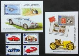 # Antigua & Barbuda 1994**Mi.1878-83 Cars , MNH [13;120] - Autos