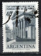 Argentina 1958 - Città Di La Plata City Of La Plata - Argentina